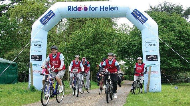 Ride for Helen 2