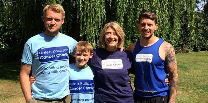 Three generations fundraisers