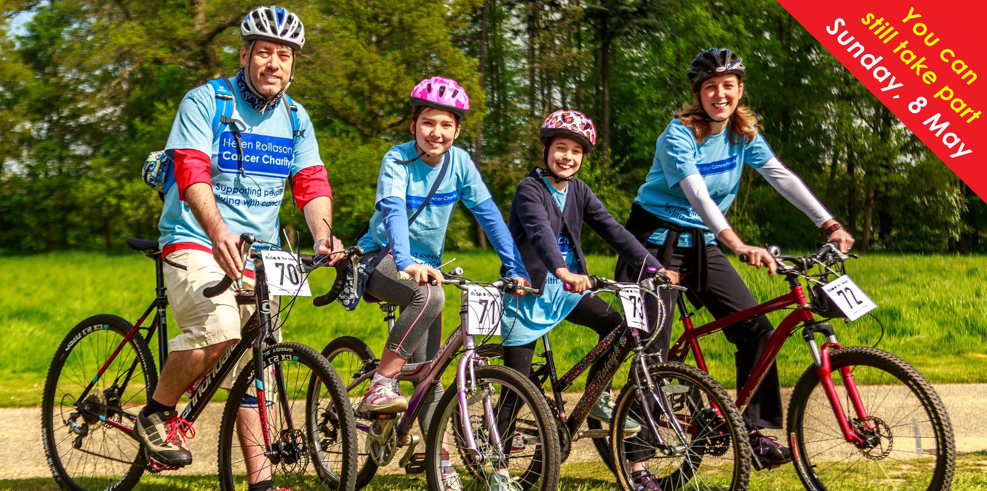 Ride for Helen slide 4