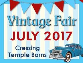 HRCC Vintage Fair 2017