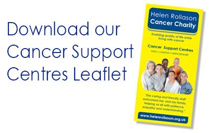 Cancer Support Centre Leaflet
