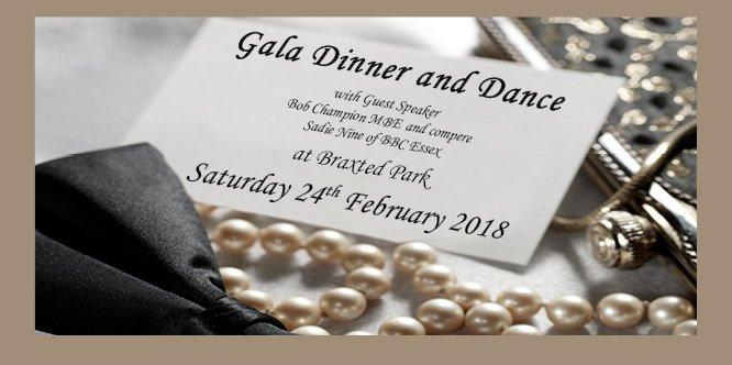 HRCC Gala Dinner & Dance