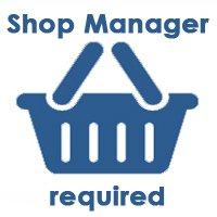 Shop Manager required