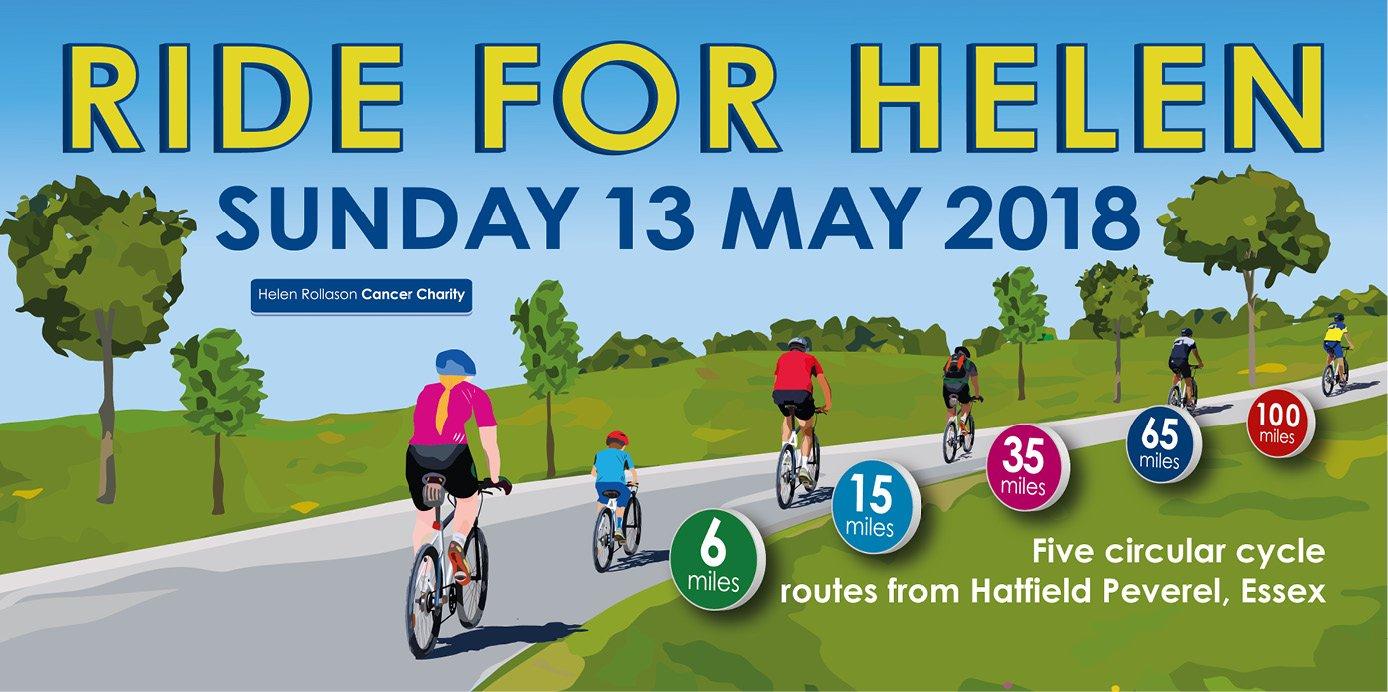 Ride for Helen 2018