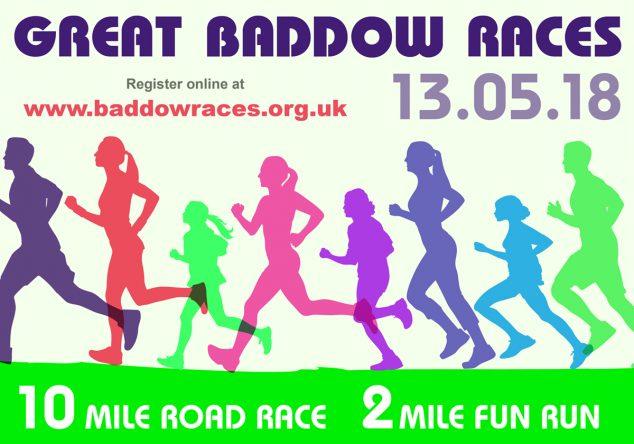 Great Baddow Races 2018