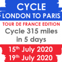London to Paris 2020