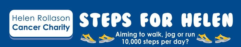 Steps for Helen